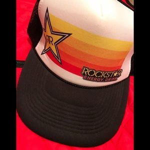 Other - Rockstar Energy Drink Hat